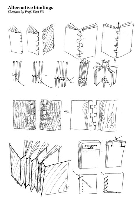 picture book techniques bookbinding techniques creativity forest