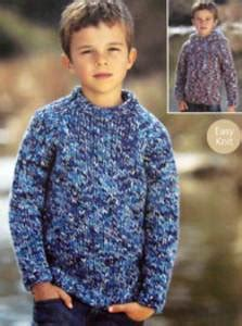 chunky knit childrens patterns free childrens chunky knitting patterns