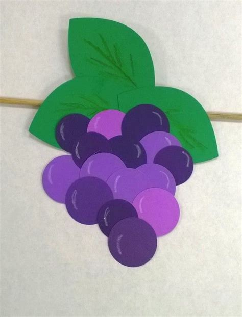 grapes craft for 70 best images about children s church on