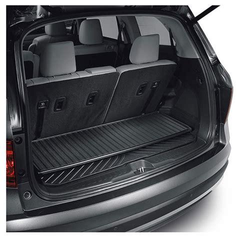 2008 Honda Accord Floor Mats by 2016 2017 Honda Pilot Interior Cargo Accessories