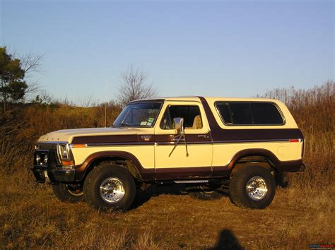 79 Ford Bronco by 1979 Ford Bronco 79 Bronco Ranger Xlt Trailer Special