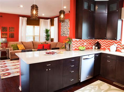 paint colors for living room and kitchen best colors to paint a kitchen pictures ideas from hgtv