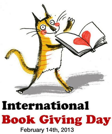 international picture books celebrate international book giving day on feb 14