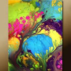 pouring acrylic paint on canvas acrylic pouring just this artistic