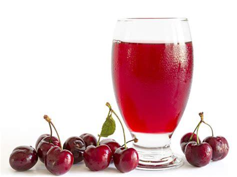 cherry juice cherry juice recipe make healthy juice of cherries