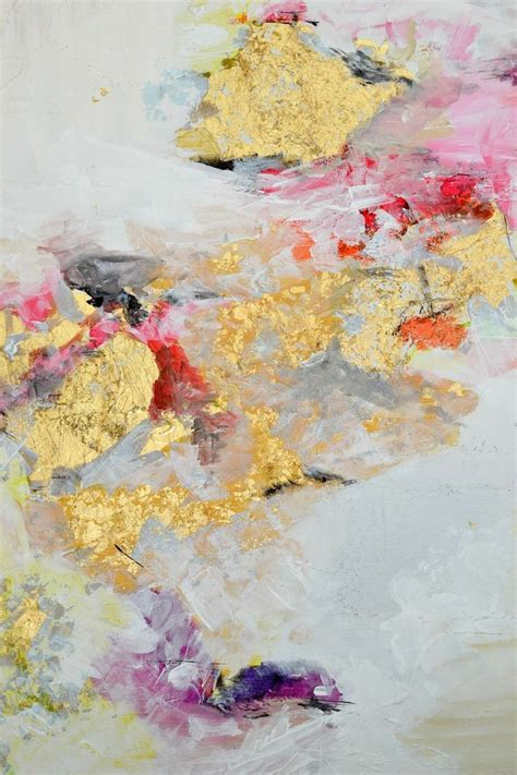 acrylic painting gold 17 best ideas about easy abstract on