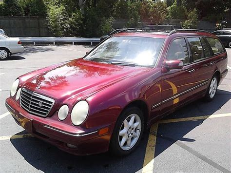 2000 Mercedes E320 4matic by Sell Used 2000 Mercedes E320 4matic Wagon 4 Door 3 2l