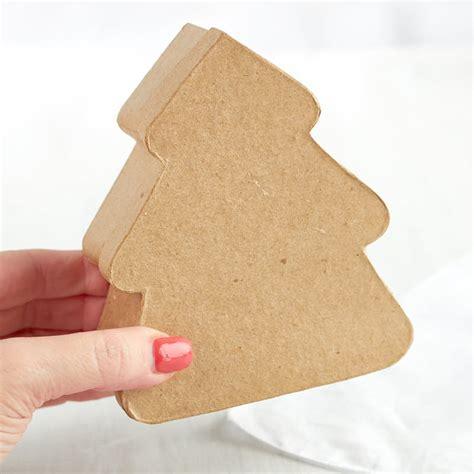 craft items with paper paper mache tree box paper mache basic craft