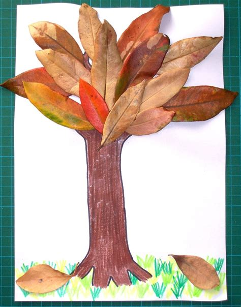 leaf craft for autumn leaves craft for craft n home
