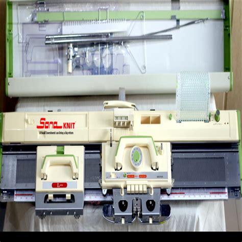 handheld knitting machine knitting machine kh 821