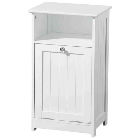 White Bathroom Floor Storage Cabinet by White Bathroom Floor Cabinet Home Furniture Design