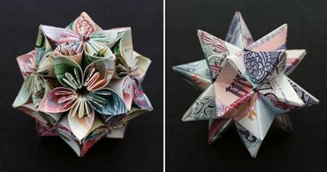 canadian money origami 17 best images about origami on dollar bills