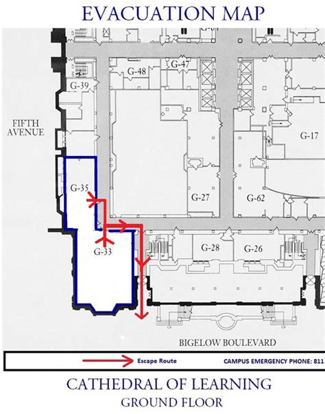 cathedral of learning floor plan cathedral of learning floor plan the cathedral of