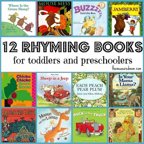 best rhyming picture books 25 best ideas about books for toddlers on