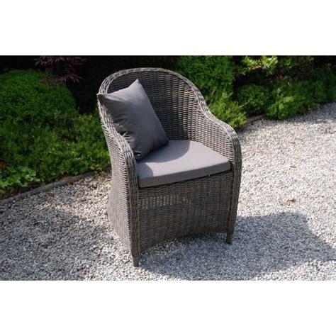 fauteuil de jardin poly en r 233 sine tress 233 e ronde achat vente chaise fauteuil jardin