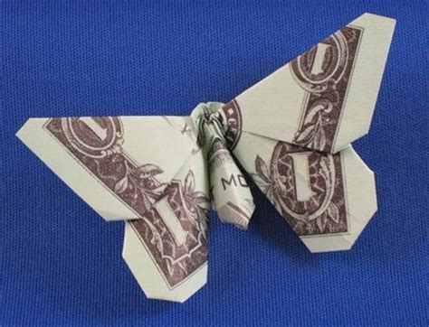 butterfly dollar bill origami 17 best images about crafts on
