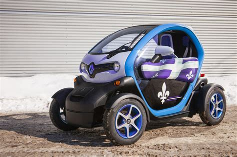 Renault Twizy Usa by Renault Twizy To Be Sold In Canada From 17 000