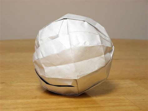 origami sphere easy origami sphere easy how to make an origami sphere zing
