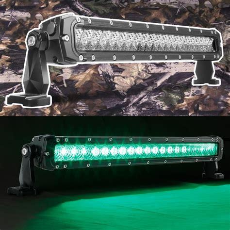 green led light bars green led light bars second generation nissan xterra