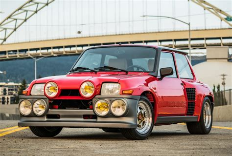 Renault R5 For Sale by Renault R5 Turbo 2 Evo Na Sprzedaż Francuskie Pl