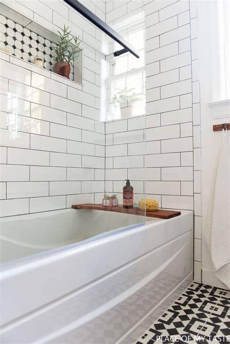 subway tile bathroom ideas 25 best ideas about subway tile bathrooms on