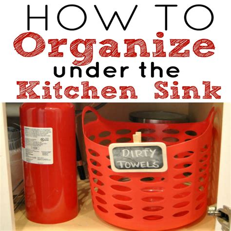 how to organize the kitchen sink how to organize the kitchen sink simple made pretty