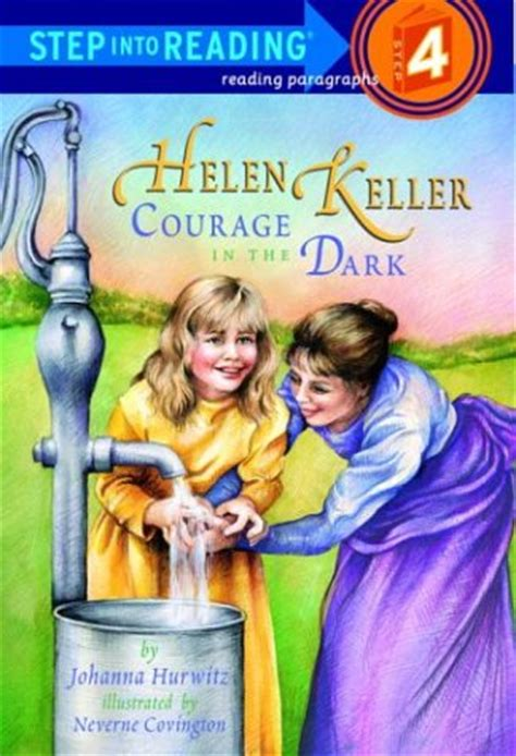 helen s book review not helen keller courage in the step into reading step