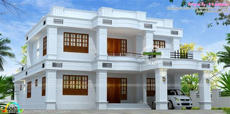 plan home design february 2016 kerala home design and floor plans