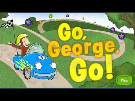 curious play curious george go george go play