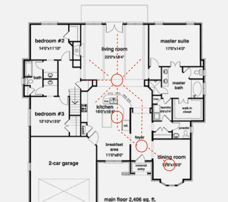 open floor house plans 4 invaluable tips on creating the open floor plans