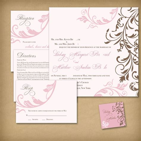 card ideas and templates wedding invitation templates card invitation templates