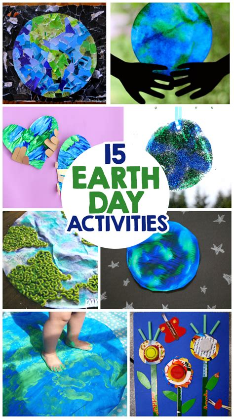 earth day craft projects 15 earth day activities for i arts n crafts