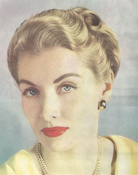 hairstyle facts from the 1940 s women s 1940s hairstyles an overview hair and makeup