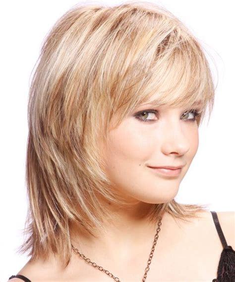 medium length wash wear hairstyles cute medium hairstyles for fine hair hair pinterest