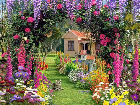 flower garden at home beautiful flower garden wallpaper hd free photos cool