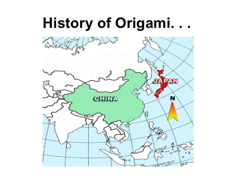 history origami history of origami for history of origami from past t