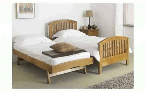 pop up trundle bed frame trundle pop up bed frame thimborada
