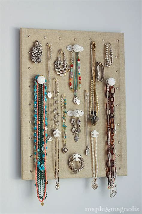 Make A Jewelry Board Crafty Projects