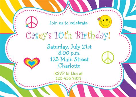 make a birthday invitation card free birthday invitations theruntime