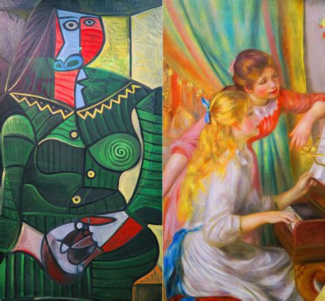 picasso paintings musee d orsay visiting the mus 233 e d orsay things to do in