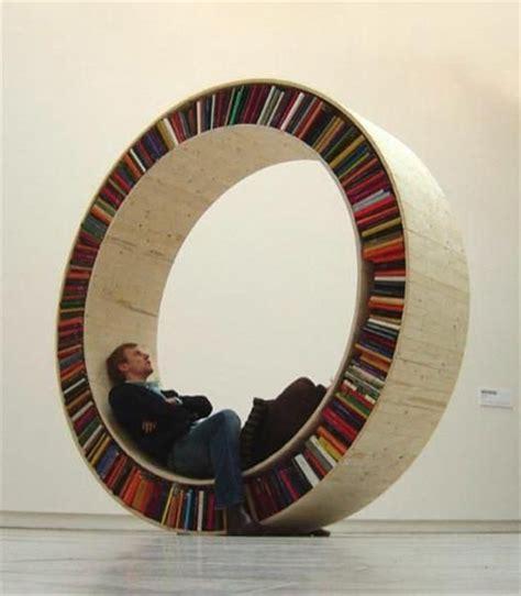 circular bookshelves circular bookshelves design