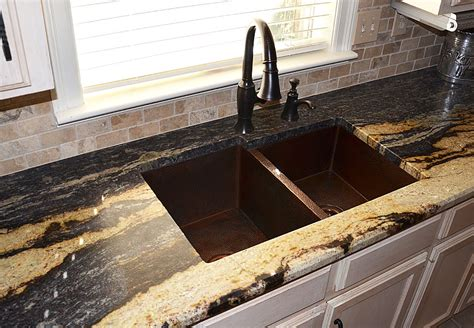kitchen with copper sink copper kitchen sink reviews copper kitchen sinks as your