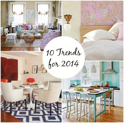 home decor colour trends 2014 decorating trends