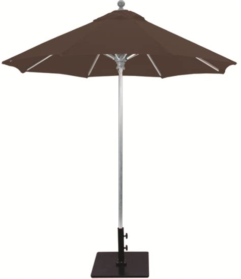 commercial patio umbrella commercial patio umbrellas galtech 7 5 commercial patio