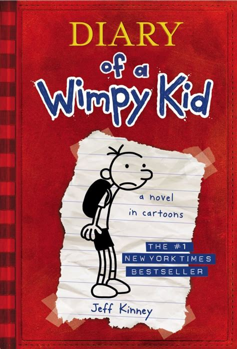 the diary of a series 1 diary of a wimpy kid the third wheel author