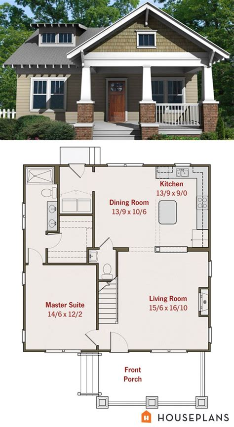 small craftsman bungalow house plans craftsman bungalow plan 1584sft plan 461 6 small house