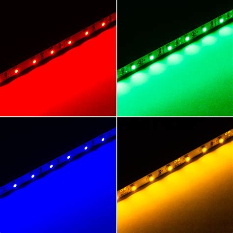 green led light bars narrow rigid led light bar w high power 1 chip smd leds