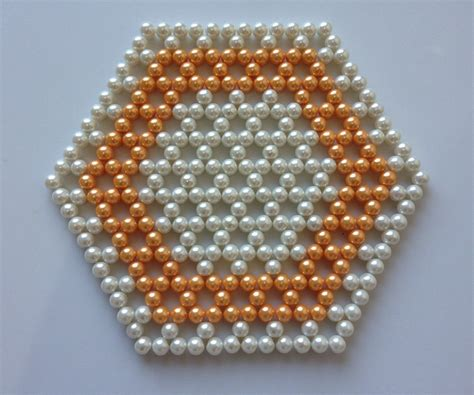 how to make bead how to make beaded table mat diy table mat all
