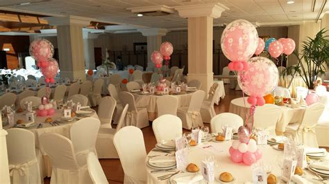 decoracion de mesas para comuniones m 225 s que globos