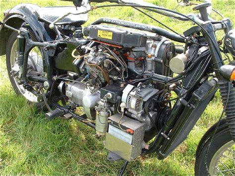 Daihatsu Diesel Engine by Dieselbike Net Diesel Motorcycles Using Dnepr Parts